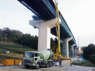 菊川市倉沢473号橋梁整備6号橋上部工