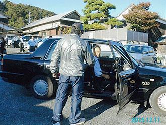 東海タクシー株式会社、防犯訓練