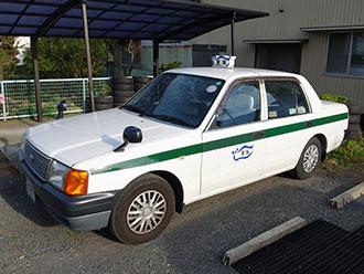 東海タクシー株式会社、黒塗りタクシー
